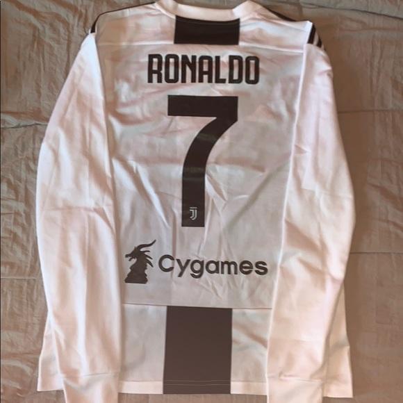 buy popular dab24 af991 Cristiano Ronaldo Juventus Jersey NWT